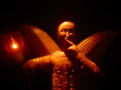 El ángel del silencio