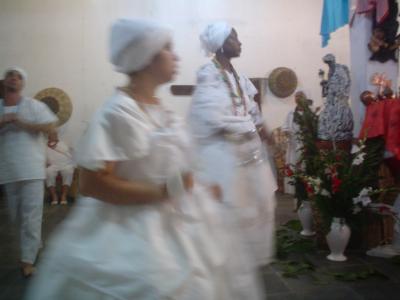 Candomblé - danza circular